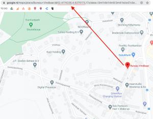 Google Maps longitude, latitude